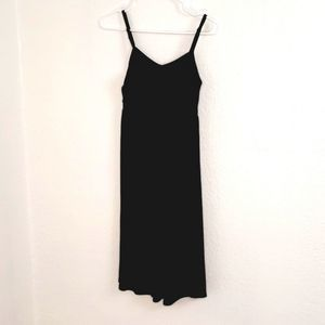 Stars Above Black Nightgown Cotton soft size small
